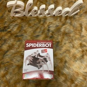 SpiderBot DIY Tech Kit by Stem
